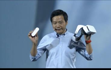 小米 VR 眼鏡連控制器賣 199 人民幣