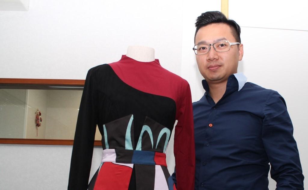 為加快 iSTYLEUP 發展,蔡健瑋當初走訪不同國家,找設計師加盟,特別選一些冷門的地區。