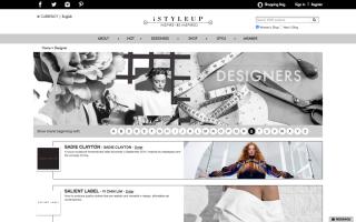 網上市集不只為設計師 銷售產品,更設編輯團隊,定時撰文介紹設計理念。
