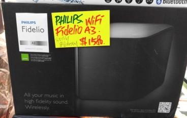 【場報】Philips Fidelio A3 無線喇叭賣半價