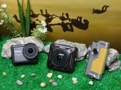 Nikon 進軍運動相機 Keymission 系列正式抵港