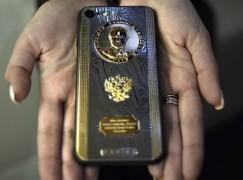 戰鬥民族就是不一樣 普京版 iPhone 7
