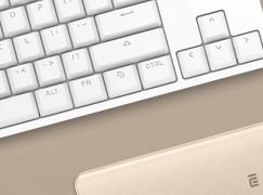 小米新搞作 悅米機械鍵盤