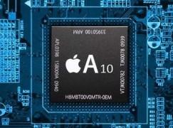蘋果 A10X 處理器跑分數據曝光
