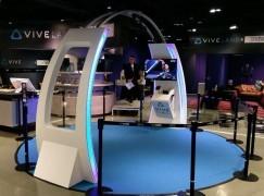 台灣首家VR遊樂園 VIVELAND