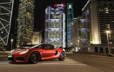 最輕電動跑車香港首發 將參與電動方程式比賽
