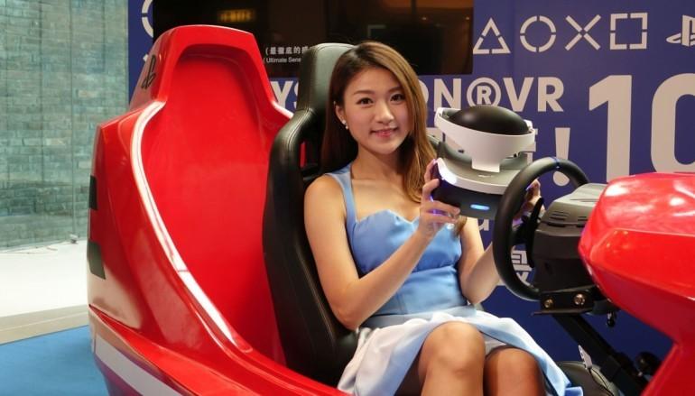 PlayStation VR率先試玩 化身蝙蝠俠無得輸