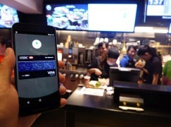 【Android Pay 殺到】有 NFC +  Android 4.4 手機就用得