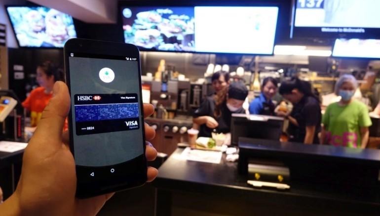 用Android Pay 付款仲有額外 $250「獎賞錢」著數?即刻用匯豐信用卡以 Android Pay 畀錢就得!仲唔使登記𠻹,識用梗係用匯豐信用卡啦! 網址:https://www.redhotoffers.hsbc.com.hk/tc/mpo/