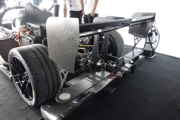 Formula E, Roborace, Devbot