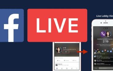 Facebook Live 排程後 加入最新動態預告功能