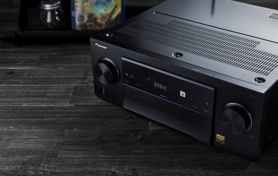 全方位音效帶你上天下海 Pioneer SC-LX901 一機玩哂全方位 11.2 聲道