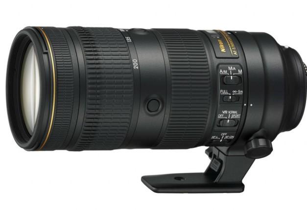 Nikon 發表小黑七 AF-S NIKKOR 70-200mm f/2.8E FL ED VR