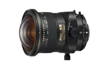 Nikon 移軸 PC NIKKOR 19mm f/4E ED 登場