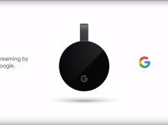 【Made by Google】Chromecast Ultra 全面支援 4K HDR 技術