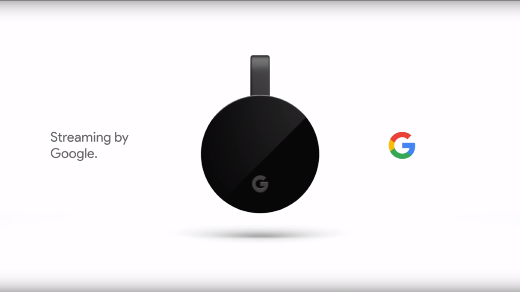 【Made By Google】Chromecast Ultra 全面支援 4K HDR 技術【Made By