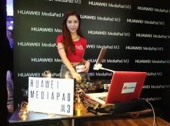 MediaPad M3  內建 Hi-Fi 級 DAC 玩靚聲