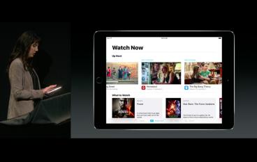 Apple TV 推 TV 應用程式變成電視中心