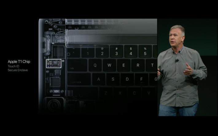 採用 Apple T1 Clip 加強在 Apple Pay 上的保安功能。