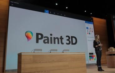 手機影相變3D圖像? Mircosoft Paint 3D