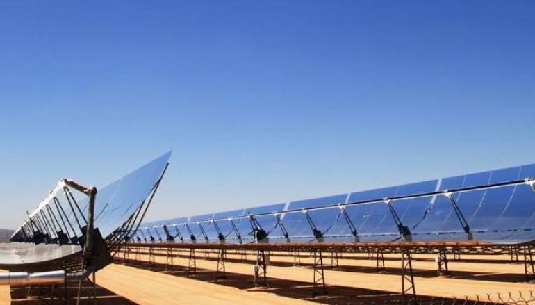 全球最大太陽能發電計劃 SandStone