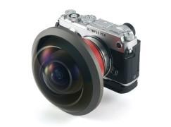 【最闊魚眼】日本 Entaniya 推出 M4/3 250° 魚眼鏡夠霸氣