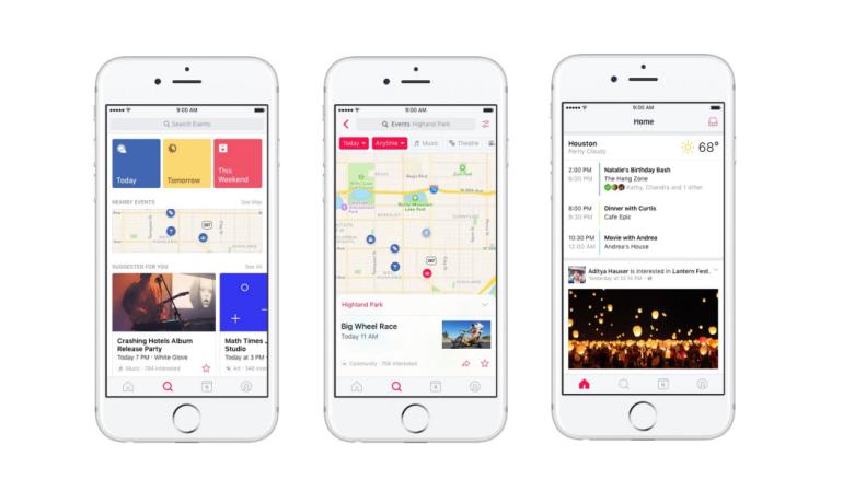 【搲嘢玩】Facebook 推出獨立活動 App