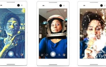 Facebook 又跟風 將推仿 Snapchat 相機功能
