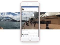 Facebook小改動 觀看360相片從此更方便