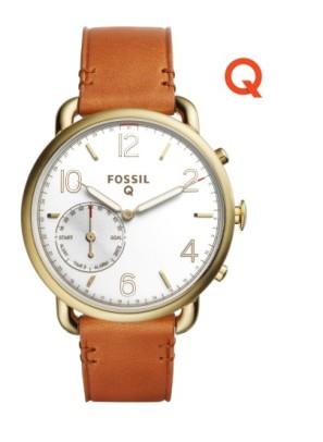 【女士注意】Fossil Q 智能新表 保留傳統外觀設計