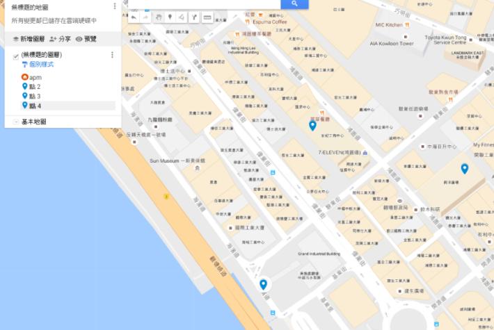 gmap 5