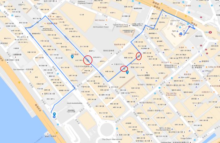 gmap 8