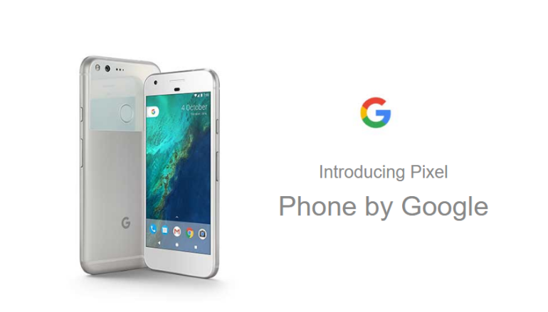 【Made by Google】Google 公布新手機 Pixel 及 Pixel XL