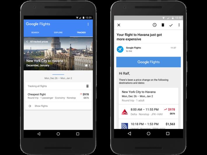 google flight 2
