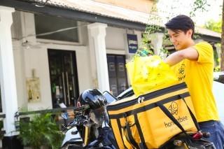 購物專員會在送貨時段前一小時到店舖為客戶選購貨品,確保新鮮。