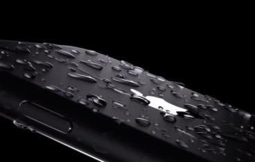 iPhone 7 的水中拍攝
