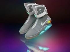 【炒到天價】Nike MAG 自動綁帶波鞋公佈發售方法