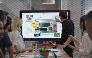 【會議逃不了】Google 推 55 吋電子白板