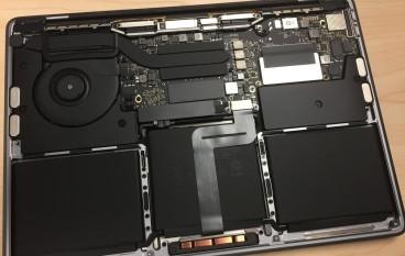 【MacBook Pro】新機可以換 SSD ?!