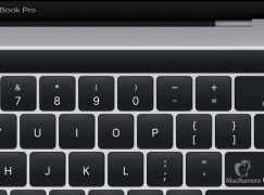 【蘋果自爆】新 MacBook Pro Magic Toolbar 曝光