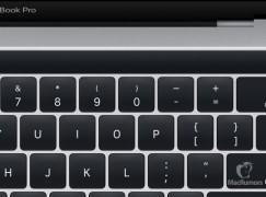 【蘋果自爆】新 MacBook Pro Magic Toolbar 曝光