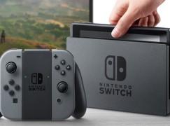 Nintendo Switch 主機系統 4.0 更新 新增存檔轉移、畫面錄影等功能