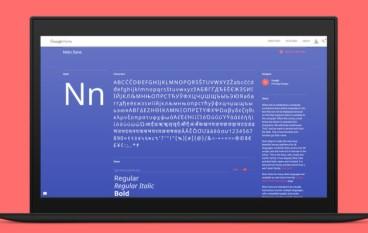 文件網頁從此無豆腐 Google 免費多語言字體檔 Noto