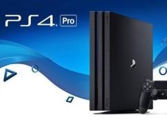 【狂按 F5 掣】Playstation 4 Pro 網上預售 10 月 13 日始動
