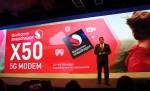 高通技術執行副總裁暨 QCT 總裁 Cristiano Amon  5G modem X50