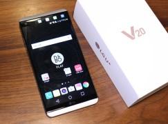 韓版 LG V20 登陸先達
