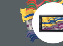【繪師新寵】Wacom新專業繪圖平板電腦 畫筆感壓達 8192 級!