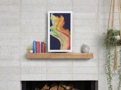 大師名畫點綴 電子畫框助你增添藝術氣息