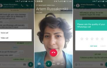 【新功能】Whatsapp新功能加入Video Call
