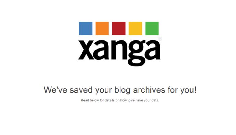 【又是那些年】一個網站重拾你的Xanga回憶
